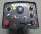 Металлоискатель Golden Mask 3+