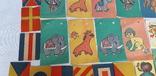 Бумажные елочные гирлянды СССР, фото №5