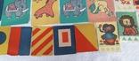 Бумажные елочные гирлянды СССР, фото №9