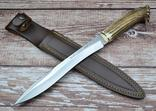 Нож Muela Chevreuil *Погоня*, фото №2