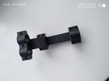 Крепление для оптики , фонарика , лазерного прицела, фото №4