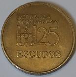 Португалія 25 ескудо, 1985