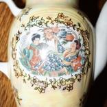 Чайный сервиз Японский сюжет (ГДР)., фото №11