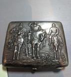 Портсигар Три Богатыря, фото №2