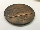 Настольная медаль 50 лет ВВИА Академия им. Жуковского, фото №6