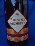 Вино Portugieser Weissherbst 1L 2010г Португалия фото 4