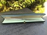 Нож для писем, серебро, сталь, Италия, фото №3