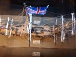 HMS Виктория 1:98 (старая школа сборки), фото №6