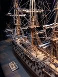 HMS Виктория 1:98 (старая школа сборки), фото №10