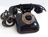Телефон Standard, Villamossági R.T., 1940 год, Венгрия., фото №2