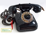 Телефон Standard, Villamossági R.T., 1940 год, Венгрия., фото №6