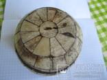 Шкатулка инкрустированная костью, фото №5