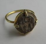 Перстень с изображением Святого Воина. фото 5