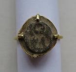 Перстень с изображением Святого Воина. фото 6