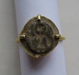 Перстень с изображением Святого Воина. фото 7
