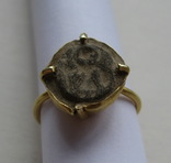 Перстень с изображением Святого Воина. фото 8