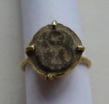 Перстень с изображением Святого Воина. фото 9