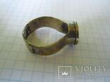 Кольцо из гильзы 1916 года(еще одно)., фото №5