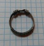 Височное кольцо, фото №3