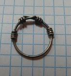 Височное кольцо, фото №2