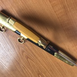 Кортик ЗИК 1950 морской, фото №7