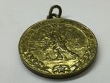 Медаль За Оборону Одессы  боевая, фото №4