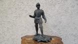 Рыцарь.чугун, фото №2