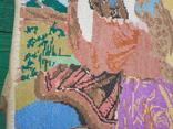 Вышивка девушка, фото №7