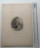 Старинная гравюра. 1835 год. Плот. Викерс. (29,8х21,5см.)., фото №10