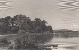 Старинная гравюра. 1870 год. Уста Мудны на Гудзоне. Девид Джонсон. (32х24см.)., фото №2