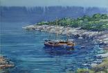 """Картина """"Лодки"""". Микитенко Виктор, фото №2"""