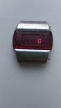 Часы Электроника-1 красная, фото №10