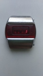 Часы Электроника-1 красная, фото №2