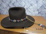 Ковбойская шляпа Stetson Western, фото №2