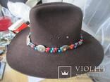 Ковбойская шляпа Stetson Western, фото №3