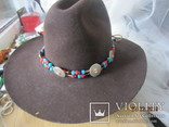 Ковбойская шляпа Stetson Western, фото №4