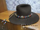 Ковбойская шляпа Stetson Western, фото №12