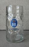 Пивная кружка 1л. Германия, фото №2
