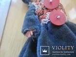 Старинная кукла,привезена из Франции, фото №10