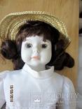 Кукла фарфоровая Happy Lend, фото №3