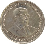 Маврикий 20 цент, фото №3