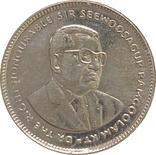 Маврикий 20 цент 2012, фото №3