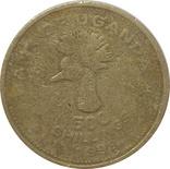 Уганда 500 шиллинг 1998, фото №2