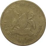 Уганда 500 шиллинг 1998, фото №3