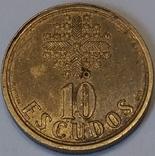 Португалія 10 ескудо, 1999
