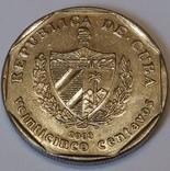 Куба 25 сентаво, 2003 фото 2