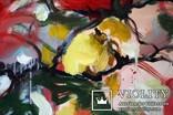 """""""Tropical flowers"""" большая картина маслом 1800х1350 мм Ю. Смаль, фото №10"""