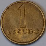 Португалія 1 ескудо, 1983