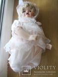 Кукла фарфоровая promenade collection eugenie, фото №2