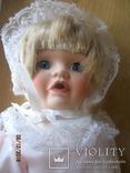 Кукла фарфоровая promenade collection eugenie, фото №4